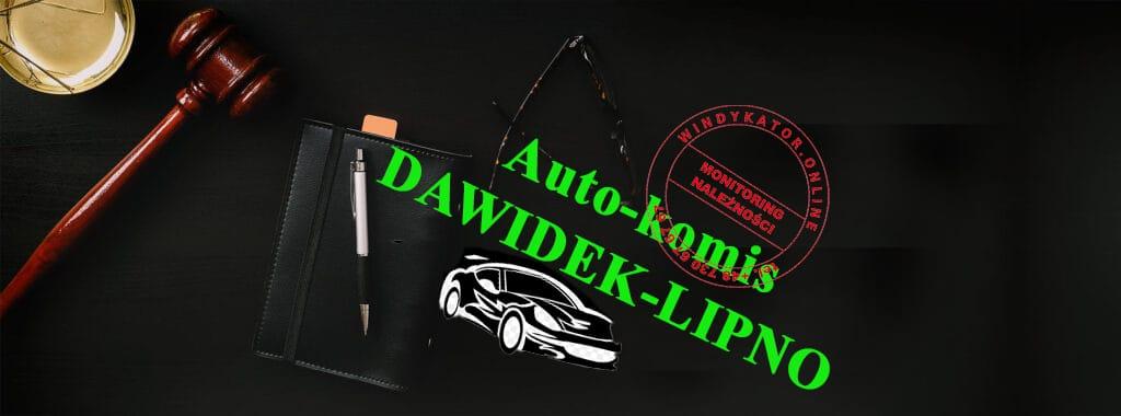 Dług auto-komis Dawidek-Lipno